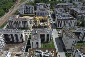 Zespół budynków mieszkalnych - Wrocławska, Kraków