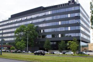 Kompleks budynków biurowych Zabłocie Business Park - Kraków