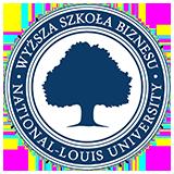 logo Wyższej Szkoły Biznesu